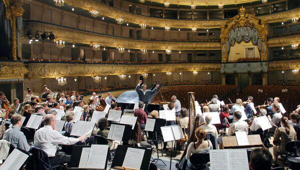 Un orchestre symphonique russe donnera un concert à Palmyre - Sputnik France