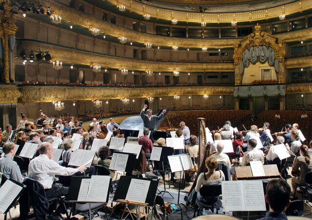 Un orchestre symphonique russe donnera un concert à Palmyre