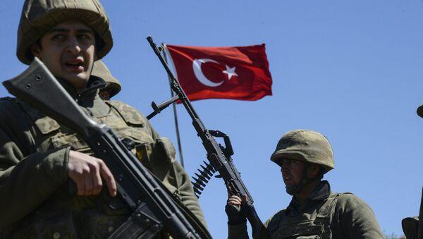 Des militaires turcs - Sputnik France