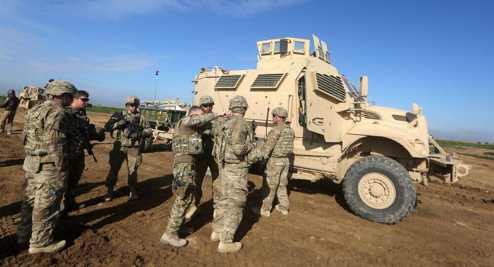 Des militaires US attaqués en Syrie par l'opposition syrienne proturque