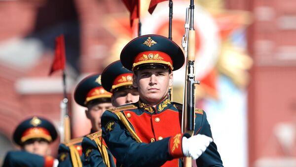 Le Défilé de la Victoire à Moscou - Sputnik France