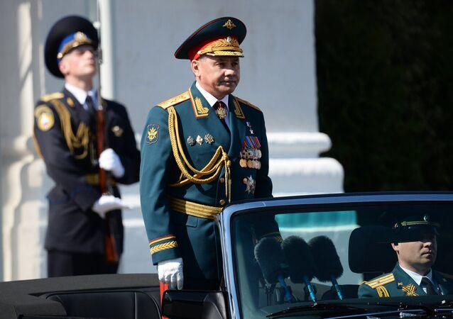 Parade de la Victoire à Moscou
