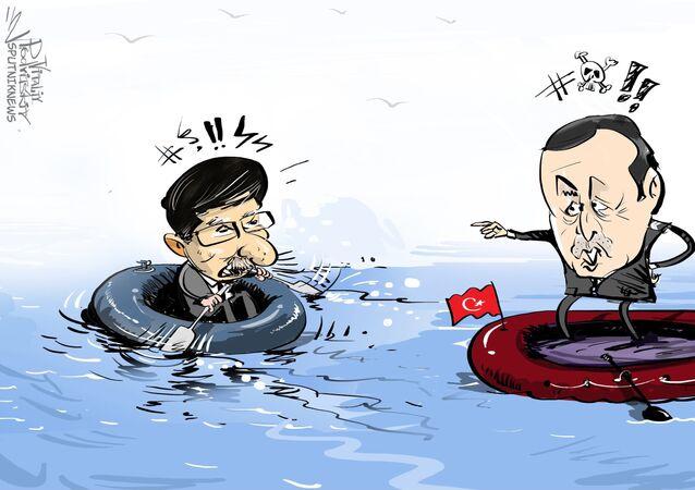 Davutoglu: la démission n'est pas mon choix, mais une nécessité