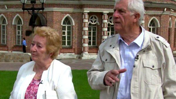 Jean-Claude et Micheline Magué - Sputnik France