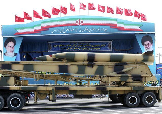 Programme balistique iranien