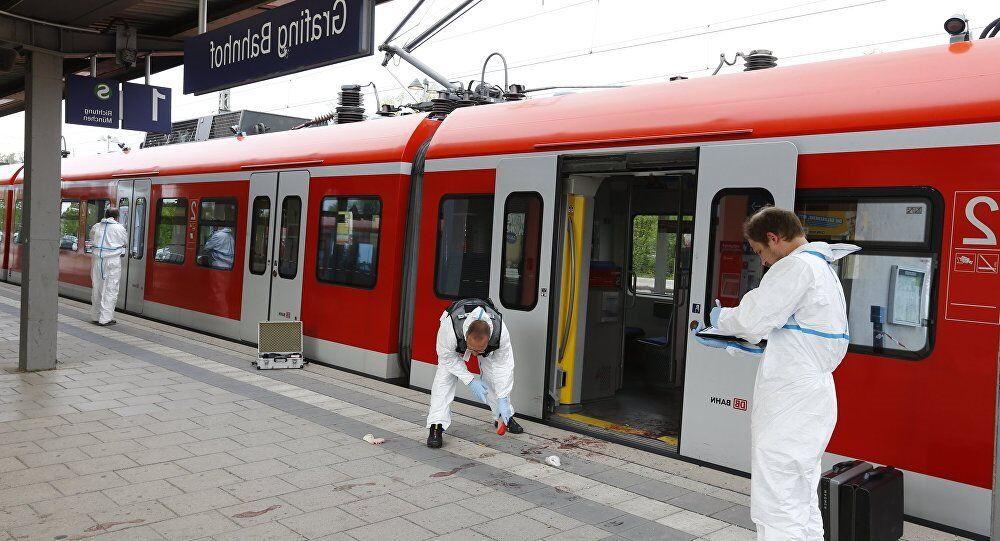 Attaque au couteau dans une gare de Munich