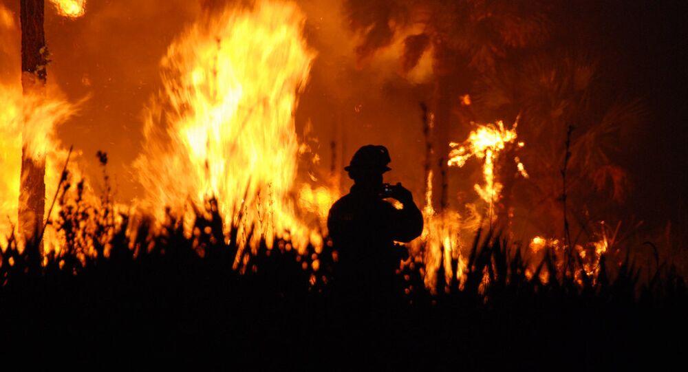 Face aux incendies, le Portugal fustige l'UE et avance la thèse terroriste