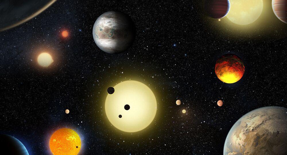 Des chercheurs américains ont découvert un système planétaire comparable au nôtre