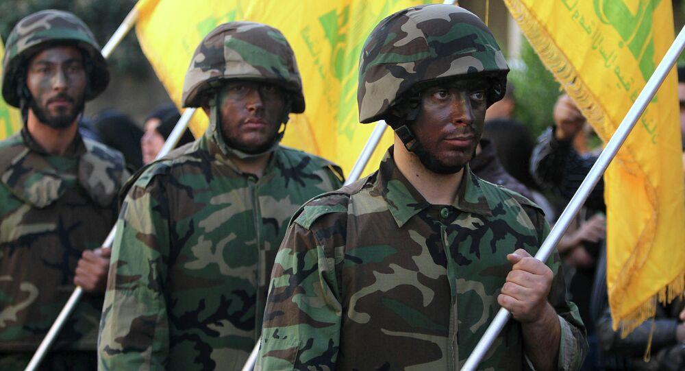 Militants du Hezbollah
