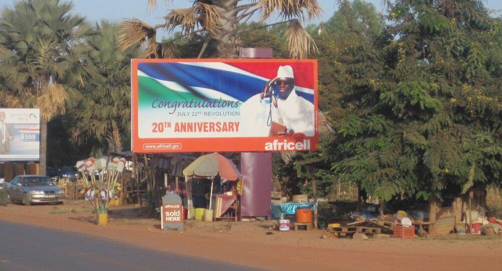 Un Américain condamné pour tentative de coup d'Etat en Gambie
