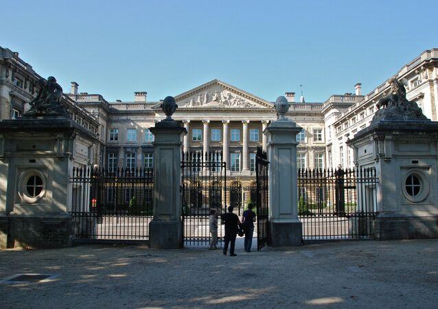 Siège du gouvernement fédéral belge à Bruxelles