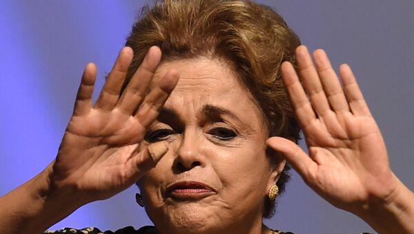 Brésil: gouvernement illégitime de Temer, dénonce Rousseff - Sputnik France