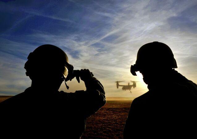 Armée US. Photo d'illustration