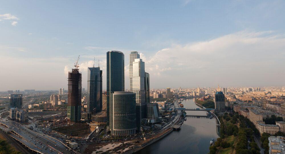 Quartier d'affaires Moscow-City