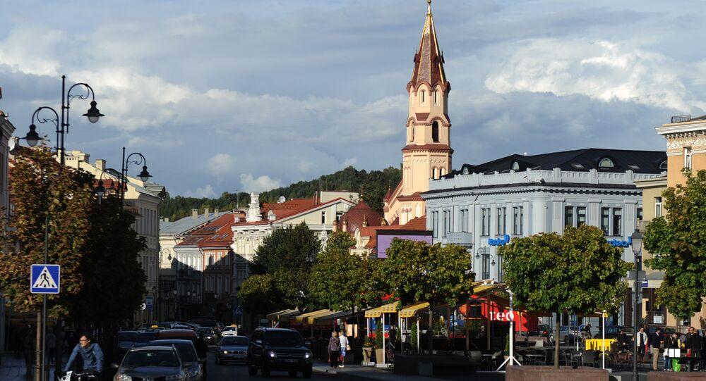Vilnius. Photo d'archives