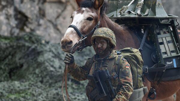 Militaire allemand - Sputnik France