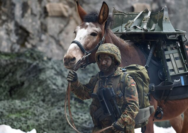 Militaire allemand