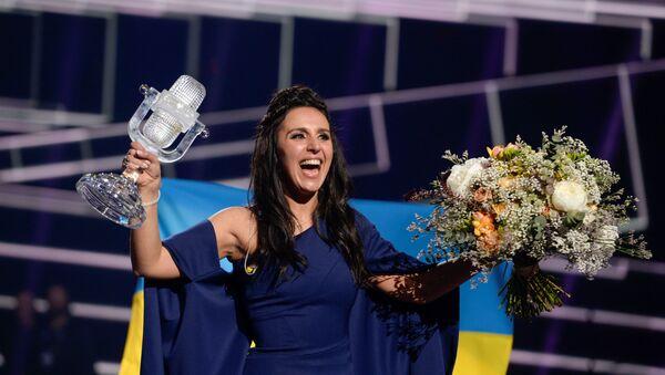 Die Ukrainerin Jamala siegt beim Eurovision Song Contest 2016 - Sputnik France