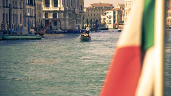 Venezia, gondoliere - Sputnik France