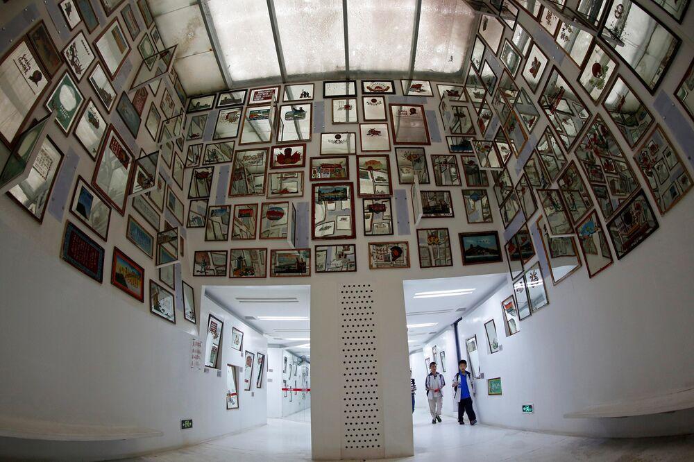 Nostalgie du communisme: la «révolution culturelle» a son musée en Chine