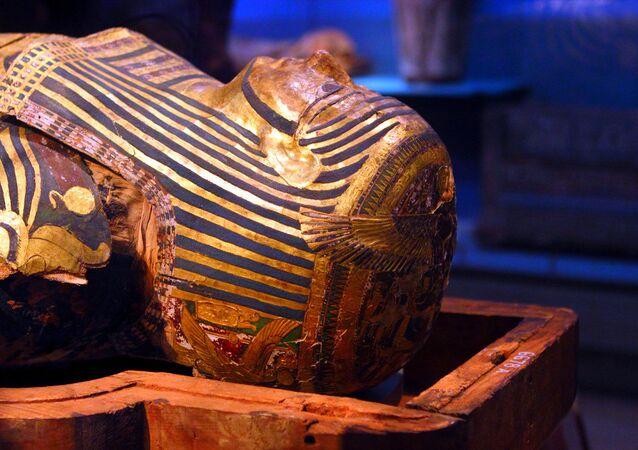 Sarcophage égyptien