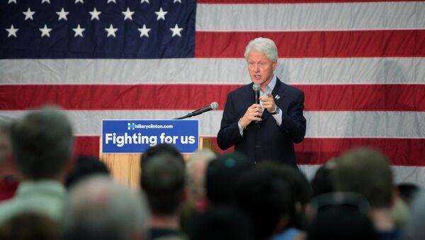 Bill Clinton - Sputnik France