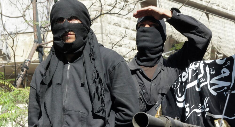 Djihadistes du Front al-Nosra