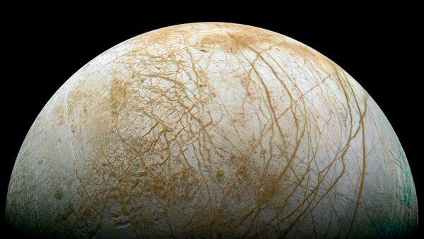 Europe, satellite de Jupiter - Sputnik France