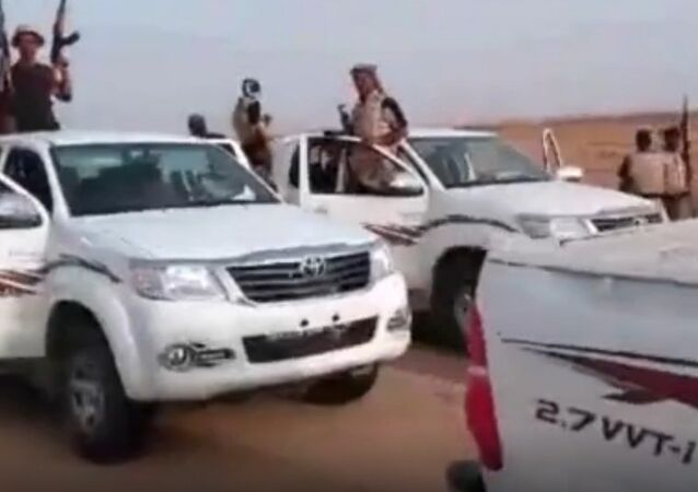 Une région frontalière irakienne libérée de Daech