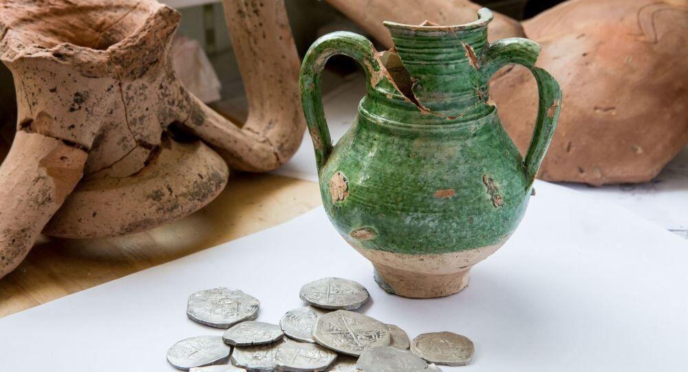 De précieux artefacts retrouvés à Istanbul chez un Syrien