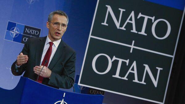 Le secrétaire général de l'Otan, Jens Stoltenberg - Sputnik France