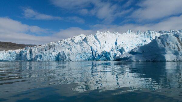 Fonte des glaciers - Sputnik France