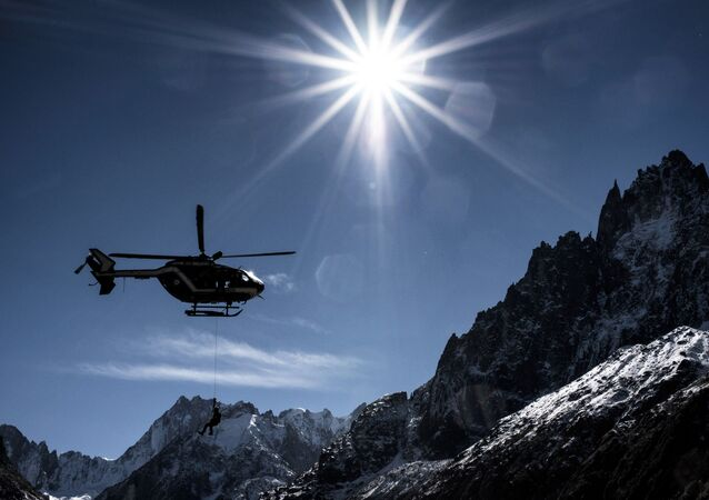 Quatre gendarmes français périssent dans le crash de leur hélicoptère, photo d'illustration