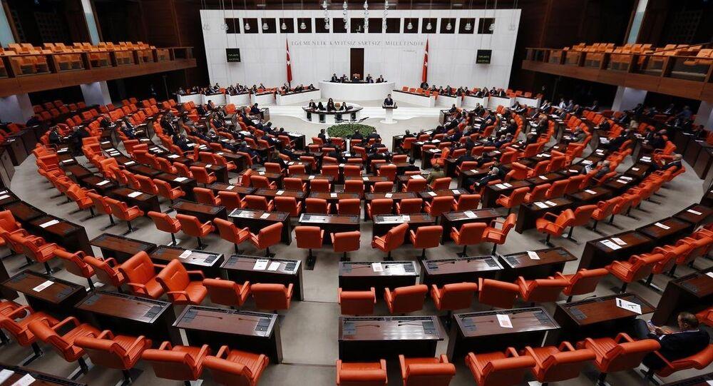 Parlement turc (TBMM)