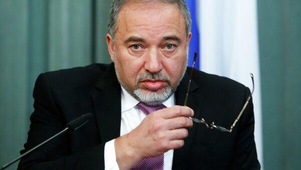 Avigdor Lieberman - Sputnik France