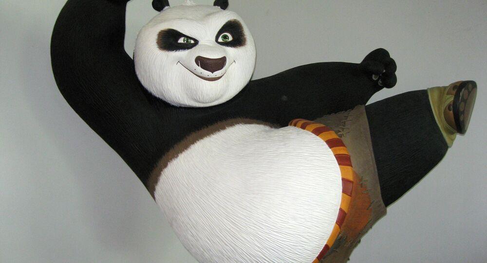 Vengeance à la chinoise: une prise de kung-fu pour récupérer un portable volé