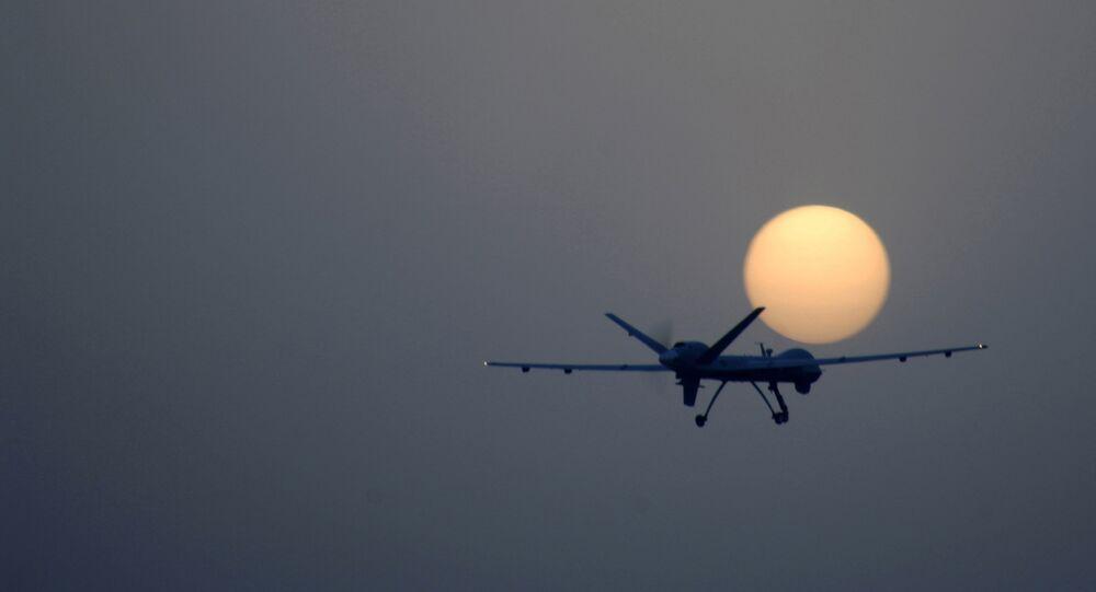Drone américain MQ-9 Reaper