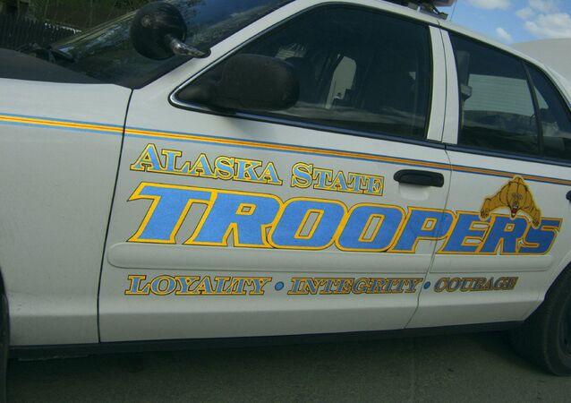 La police de l'Alaska