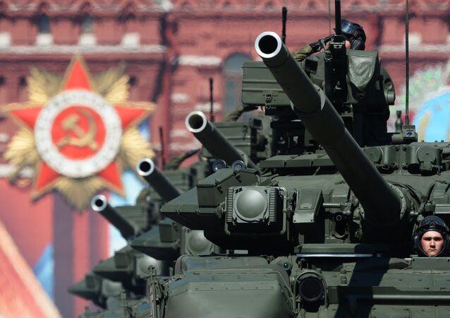 Parade de la Victoire, Moscou