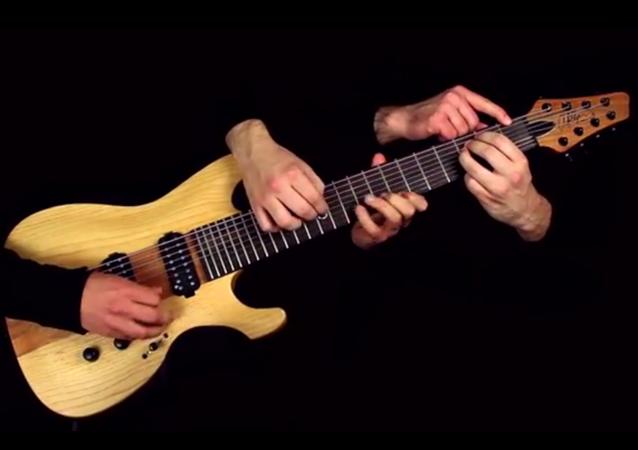Jouer du Metallica à plusieurs mains