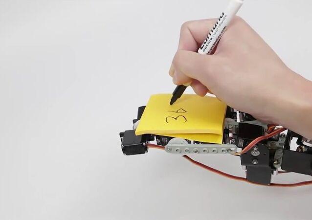 Un dispositif ultrasophistiqué qui peut remplacer plusieurs doigts ou même toute une main