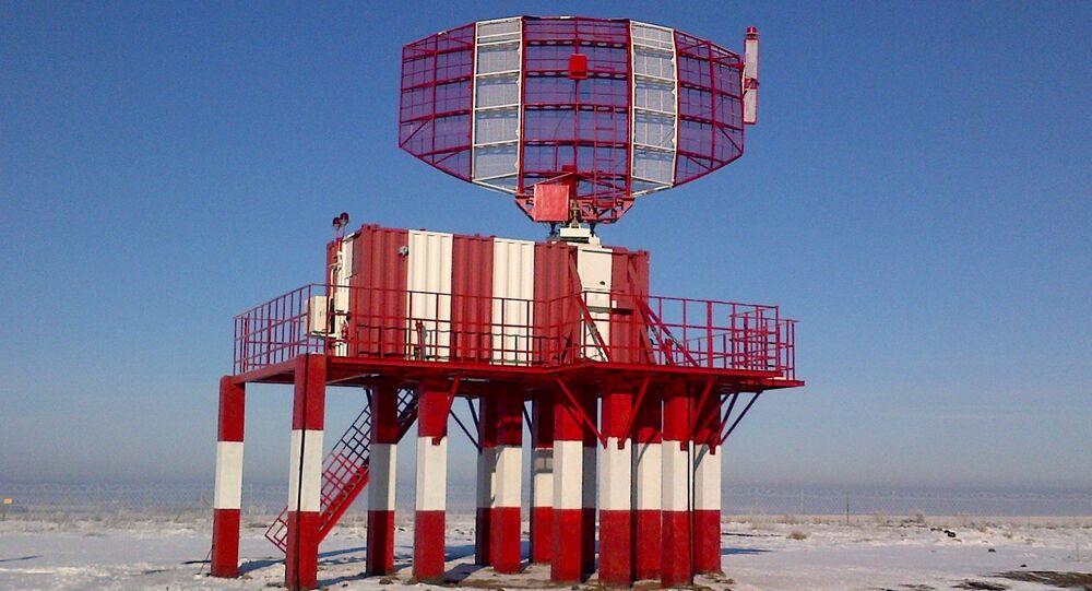 Radar d'aérodrome de nouvelle génération AORL-1AS