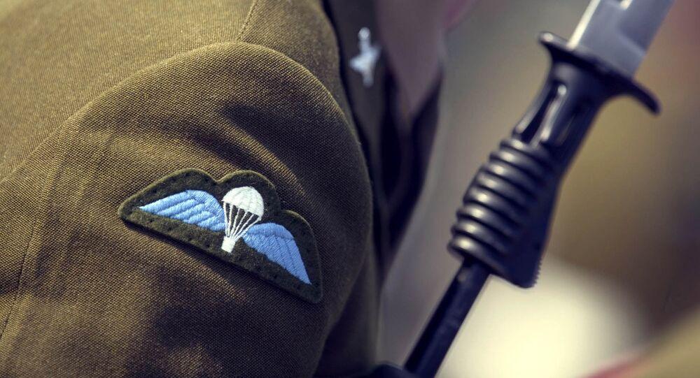 forces spéciales britanniques