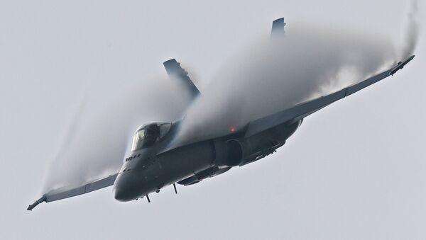 F/A-18 Hornet - Sputnik France