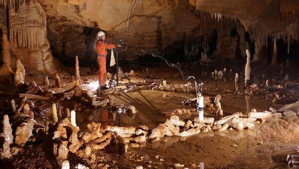 Grotte de Bruniquel - Sputnik France