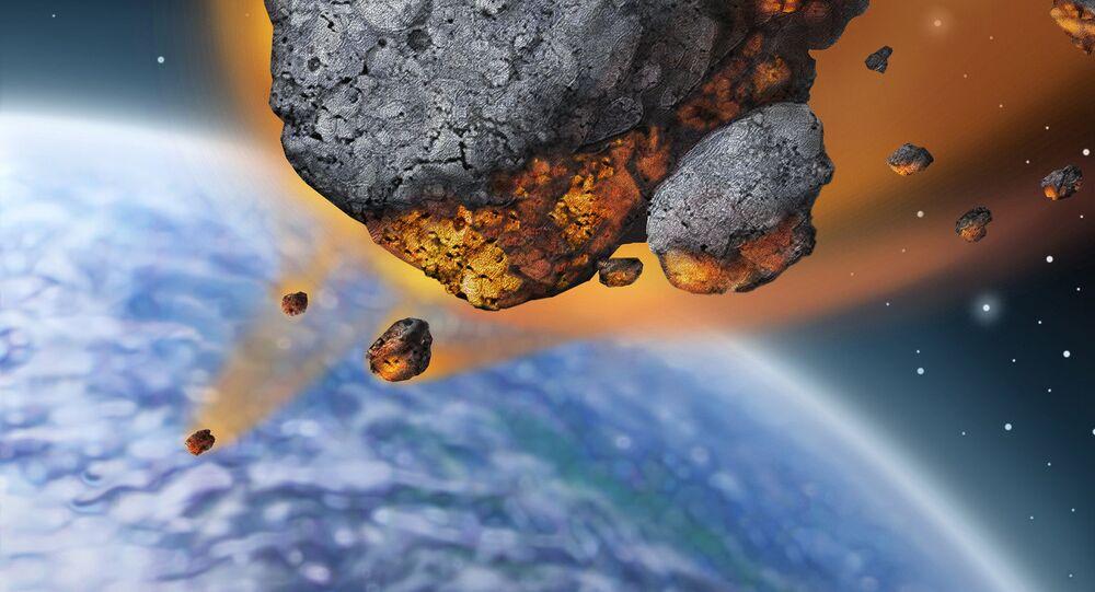 L'astéroïde qui aurait tué les dinosaures enfin découvert
