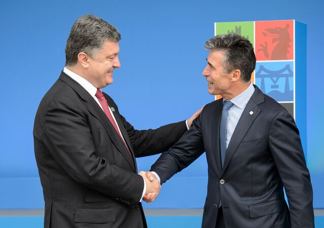 Un ex-secrétaire général de l'Otan nommé conseiller du président ukrainien