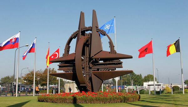 L'étoile de l'Otan - Sputnik France