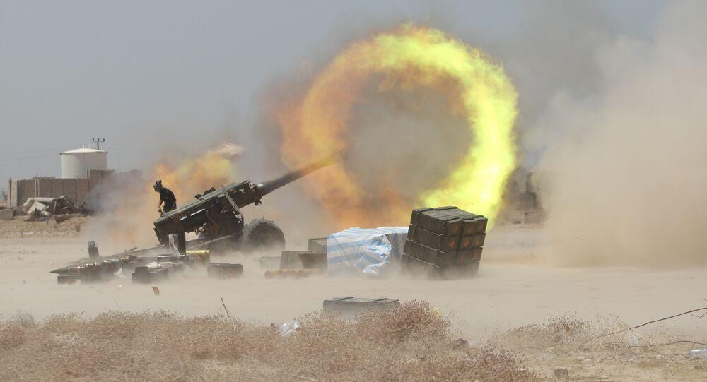 Les forces irakiennes entrent dans Falloujah, bastion de l'EI