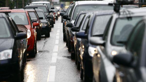 Belgique: 280 km d'embouteillages à cause de la grève - Sputnik France